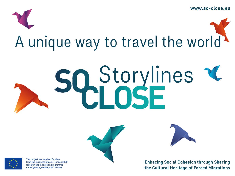SO-CLOSE Storylines III