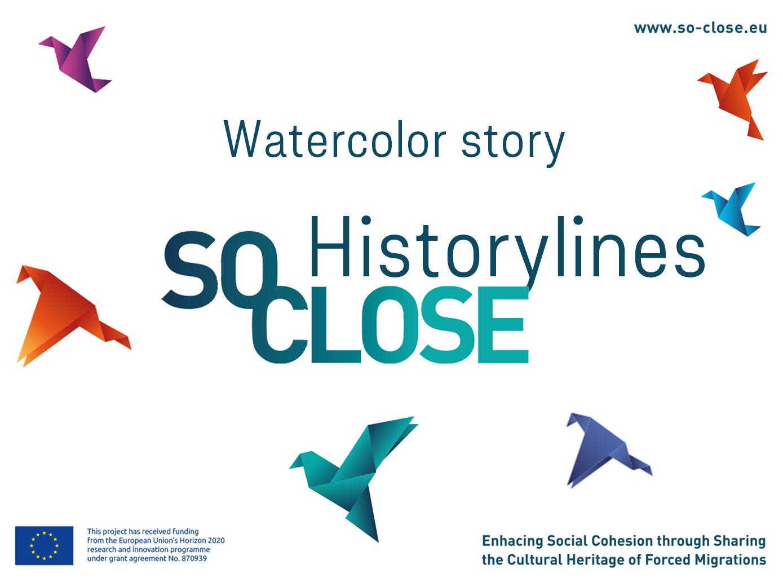 SO-CLOSE Historylines III