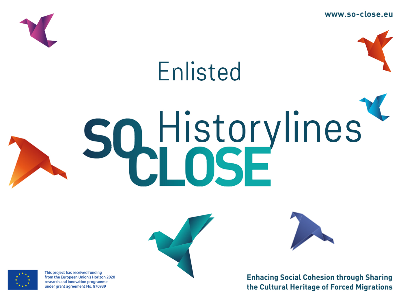 SO-CLOSE Historylines II
