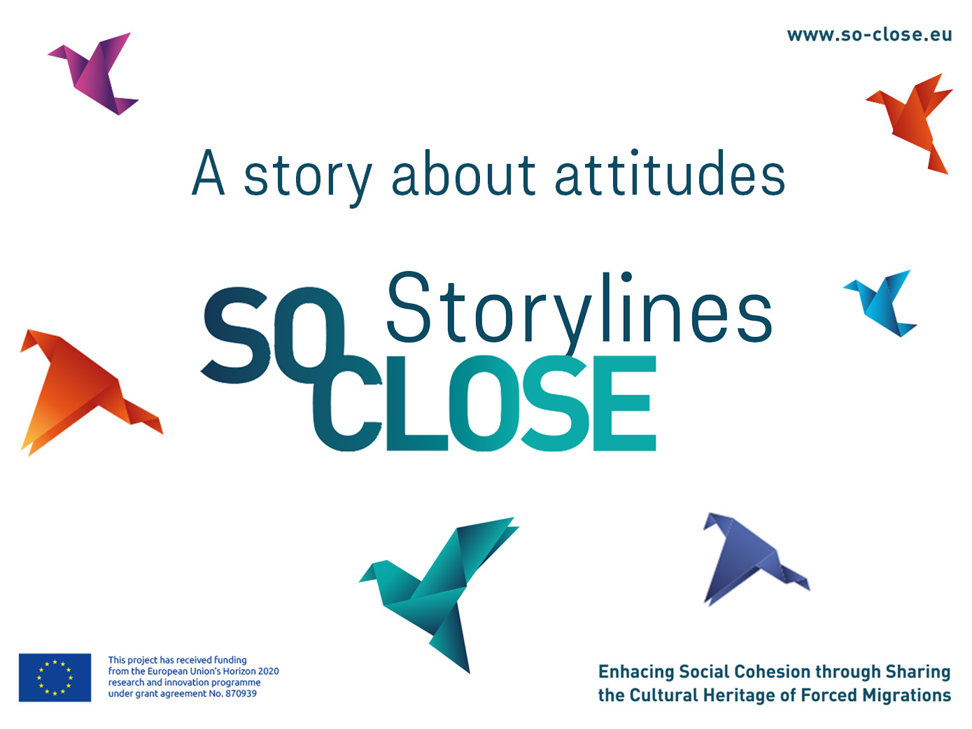 A story about attitudes