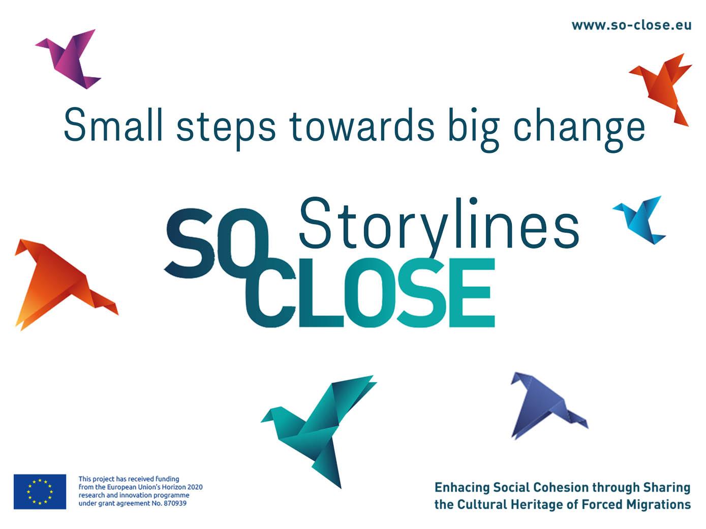 Small steps towards big change